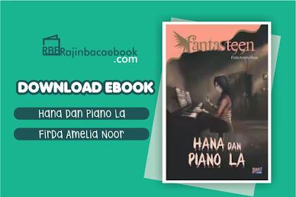 Download Novel Hana dan Piano La #Fantasteen by Firda Amelia Noor Pdf