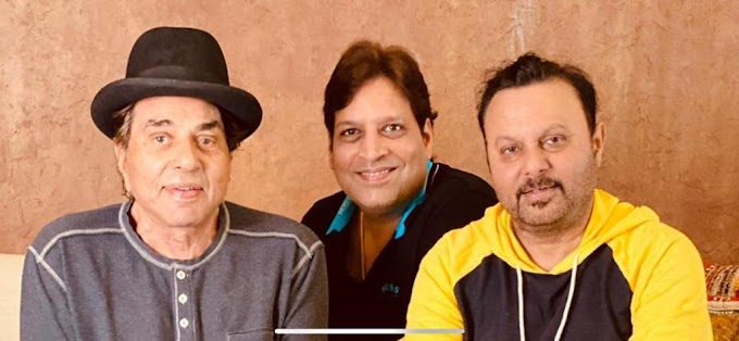 Deepak Mukut's Apne 2, starring three generations of the Deol family is all set to go on floors in March 2022!