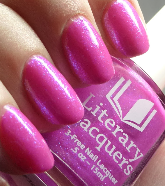 Literary Lacquers Flopsy