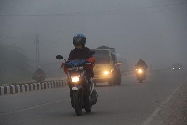 Bahaya asap bagi kesehatan
