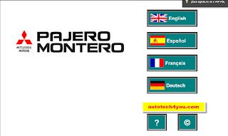 Mitsubishi Pajero, Montero