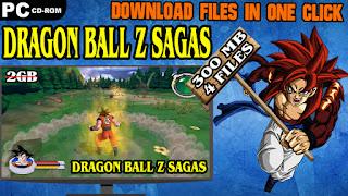 DRAGON BALL Z SAGAS PC GAME DOWNLOAD