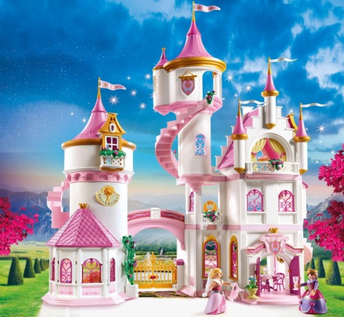 Playmobil Princess prinsessen speelgoed