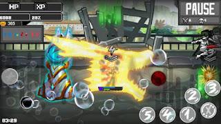 Srite Senki Naruto Rikudou v2 by Immanuel Chandra