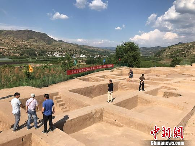 5,000-year-old house ruins discovered in north China