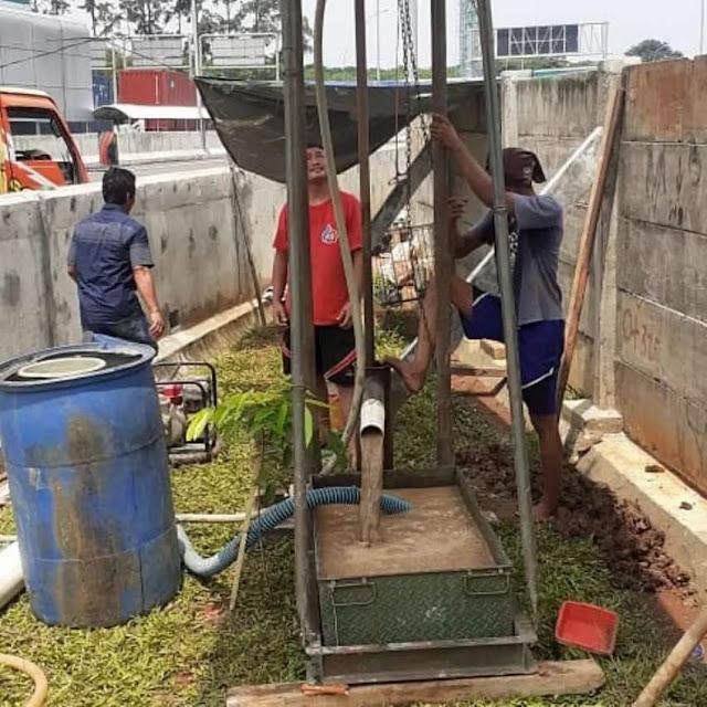 Menyediakan Jasa Service Sumur Bor Banjarmasin, Kalimantan Selatan Terpercaya