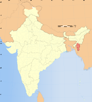 mizoram-map