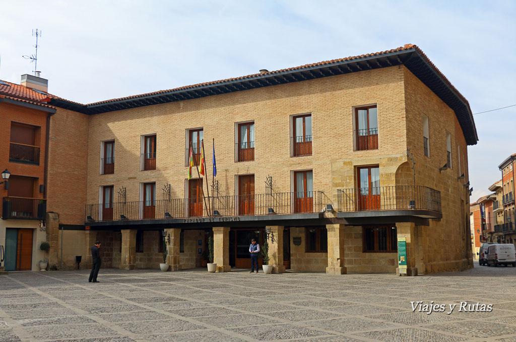 Antiguo Hospital de Peregrinos, santo Domingo de la Calzada, La Rioja
