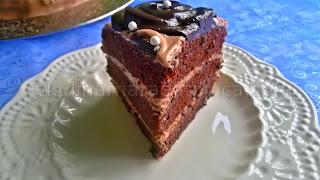 Шоколадова торта с майонеза
