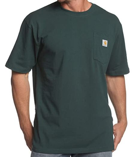 T-Shirt Carhartt Men's K87 Short Sleeve