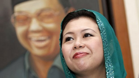 Dukung Rekonsiliasi Jokowi-Prabowo, Yenny Wahid: Semoga Segera Terjadi