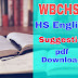 WBCHSE HS 2020 English Suggestion - Higher Secondary English Suggestion 2020