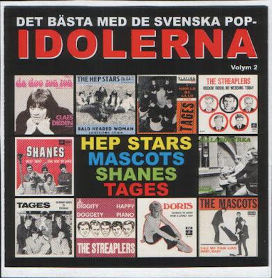 VA - Det Bästa Med De Svenska PopIdolerna Vol.2