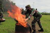 TNI AU Sam Ratulangi Gelar Simulasi