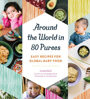 download ebook Around the World in 80 Purees: Easy Recipes for Global Baby Food