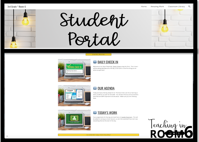 Integrating Google Sites and Google Classroom