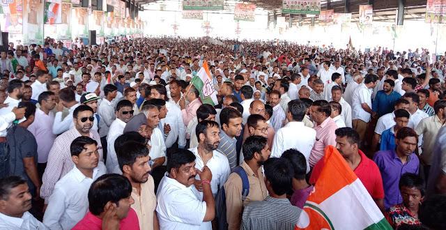 congress-kisan-majdoor-panchayat-ballabgarh-faridabad
