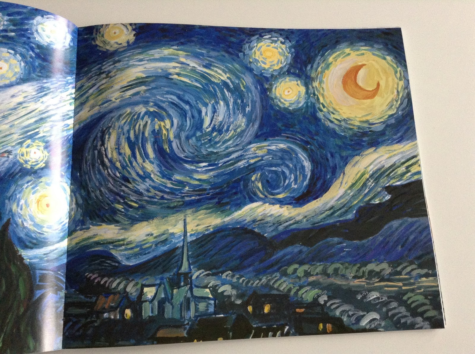 distinctively visual maestro and starry night This super simple activity gives kids a hands-on and concrete way to understand how planets orbit the sun in a large circle.