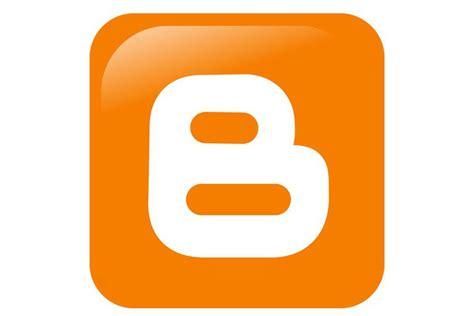Blogger blog logo