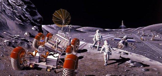 NASA IRÁ PAGAR A VOCÊ ATÉ $ 25.000 PELO SOLO LUNAR