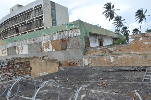 Hotel Reis Magos não será reformado, diz empresa responsável pelo imóvel