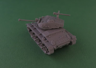 M24 Chaffee Light Tank picture 7