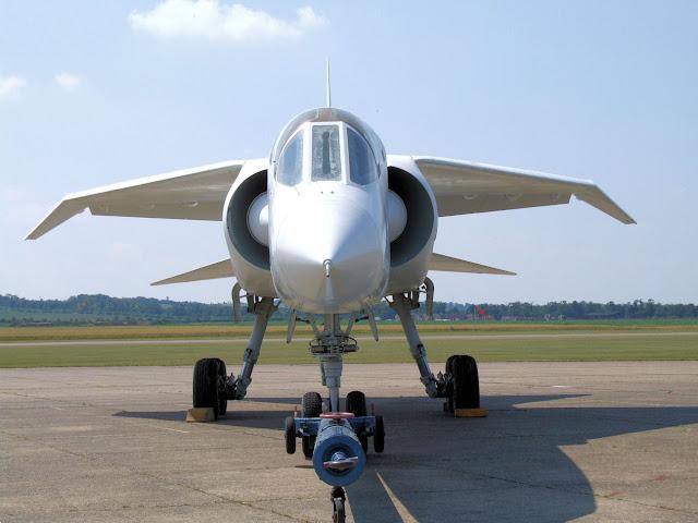 British Aircraft Corporation (BAC) TSR-2