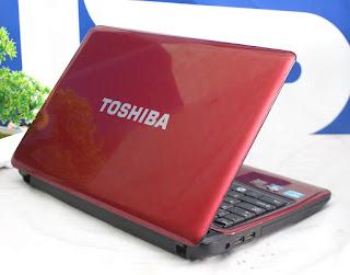 Laptop Bekas Toshiba L735