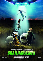 Estrenos cartelera española 31 Octubre 2019: La oveja Shaun Granjaguedon
