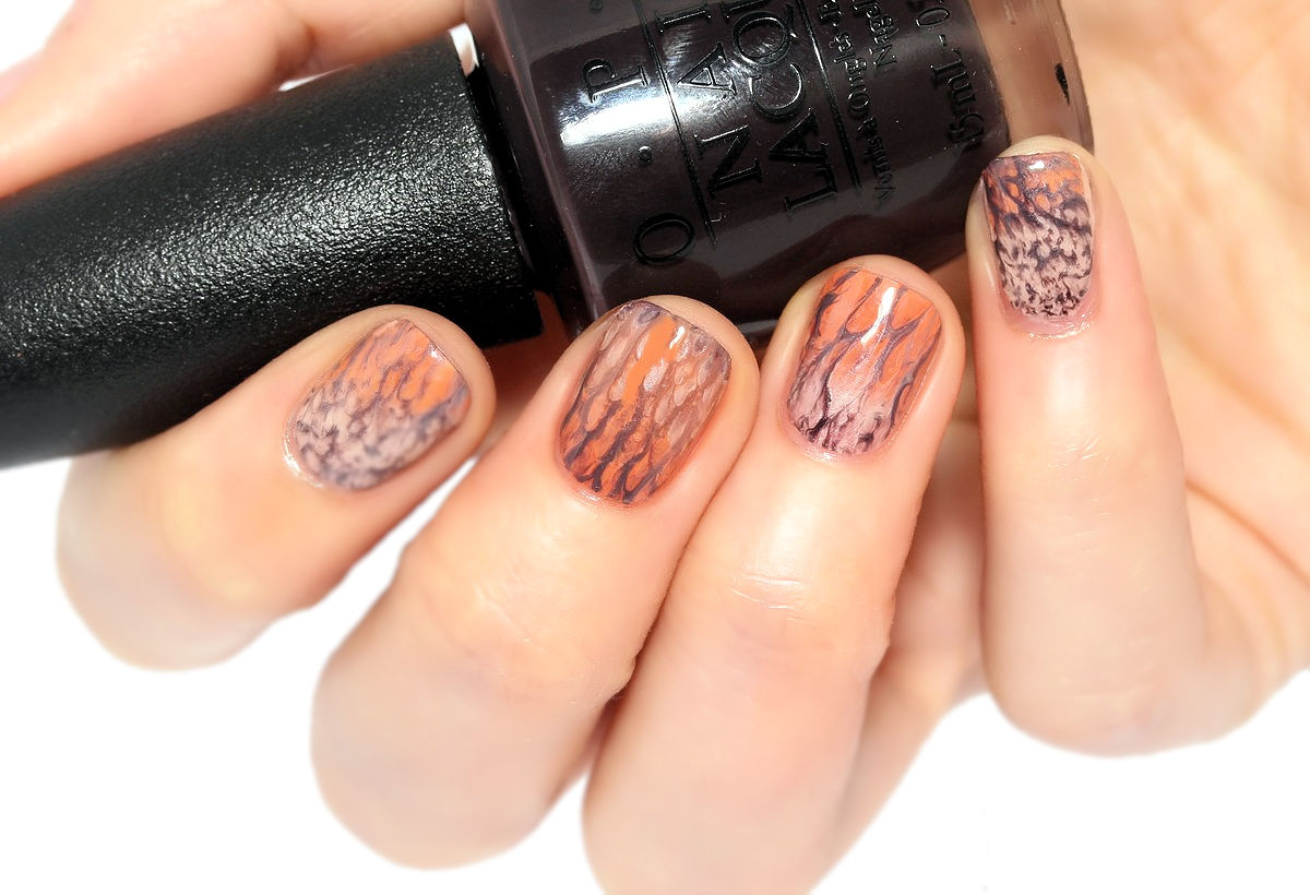 Nail Art with OPI Washington DC polishes | Nailderella | Bloglovin\'