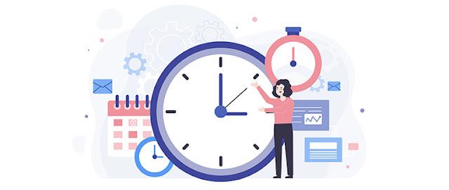 gestió del temps a classe