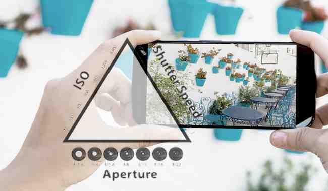 Membuat hasil jepretan gambar manis dari kamera ponsel Redmi Note  Pengaturan Manual ISO dan Fokus Kamera Redmi Note 7 / 8
