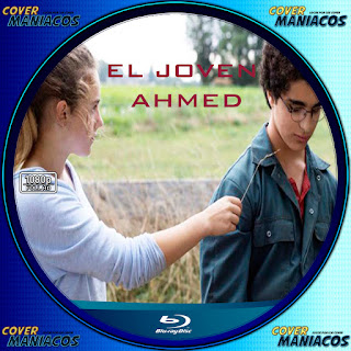 GALLETA LABEL EL JOVEN AHMED 2019[COVER BLU-RAY]