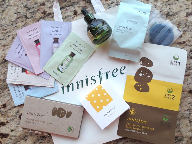 Innisfree Haul Mumbai, India