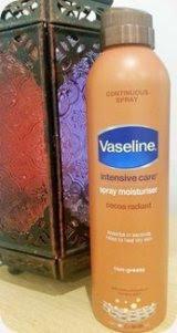 Vaseline Cocoa Radiant Moisturiser