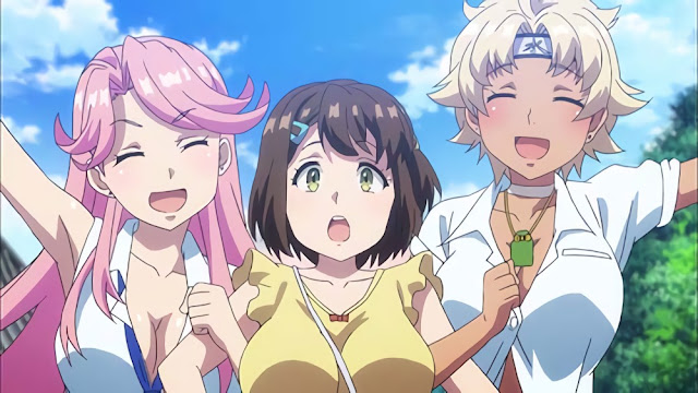 Kandagawa Jet Girls (Episode 03) Subtitle Indonesia