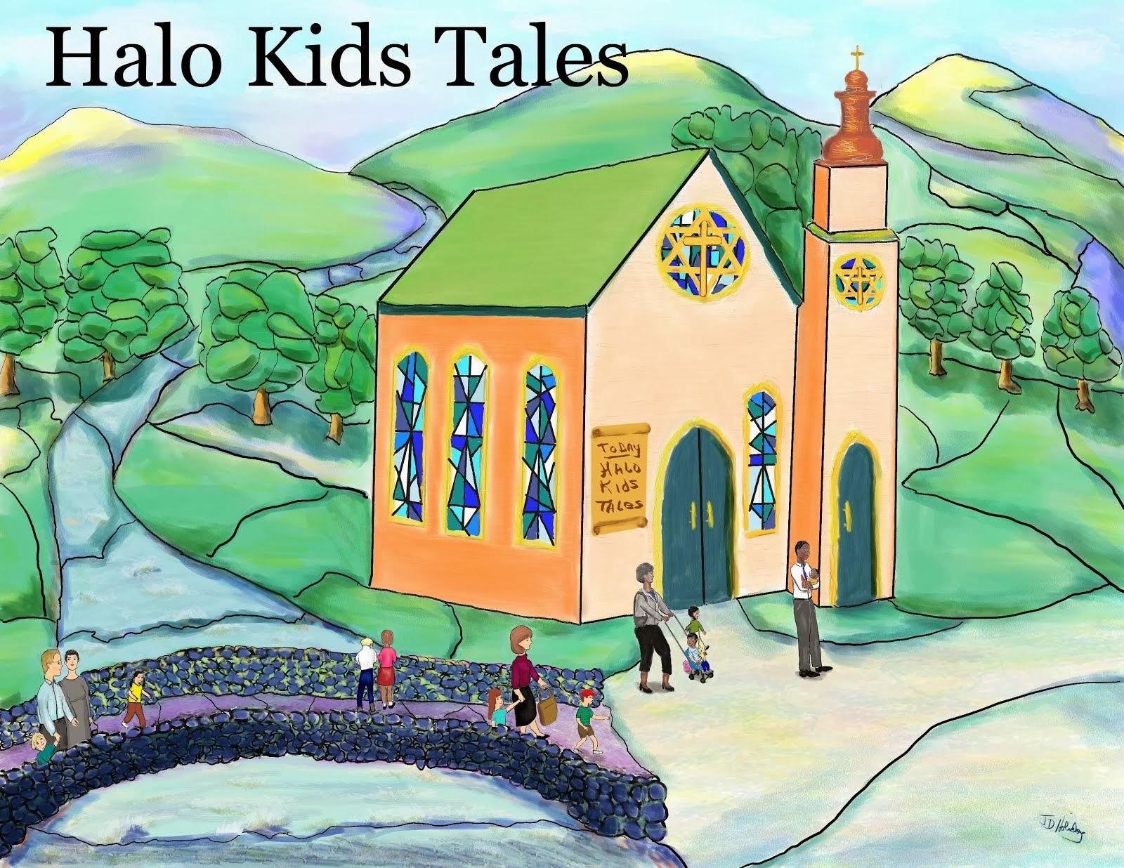 Halo Kids Tales