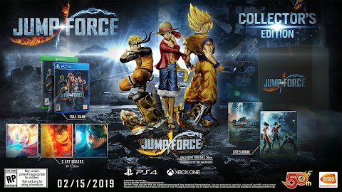 Download Game Jump Force For PC