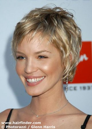 Short Choppy Layered Hairstyles Part 01