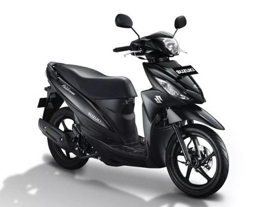 Harga dan 4 Pilihan Warna Baru Suzuki Address