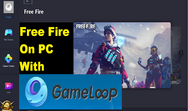 Free Fire game on PC