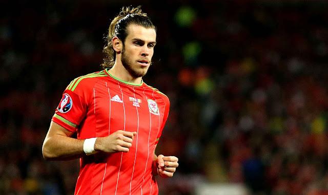 Gareth Bale, la star galloise pour l'Euro !