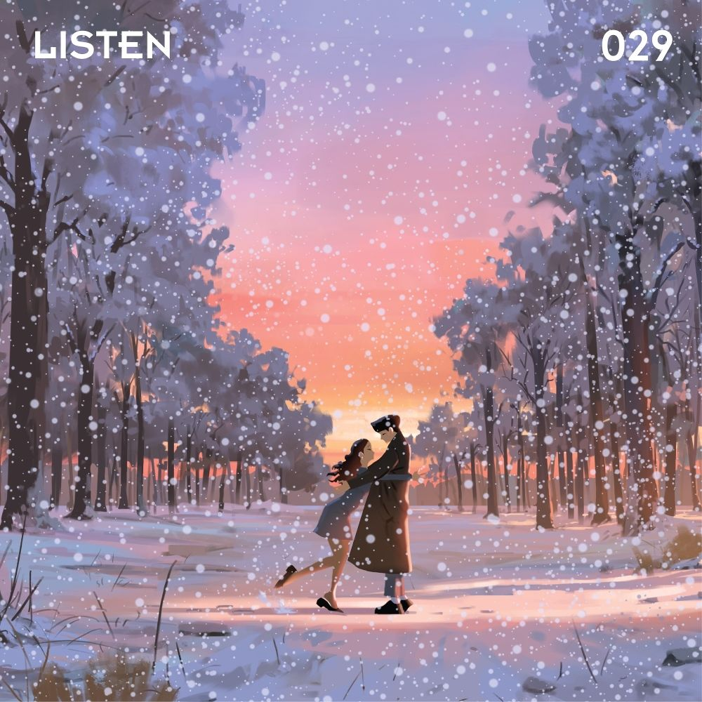 Park Sang Don – LISTEN 029 Your All – Single