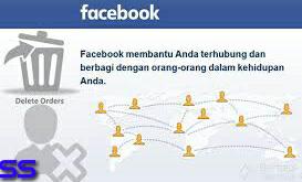 Menghapus akun facebook lite dengan mudah