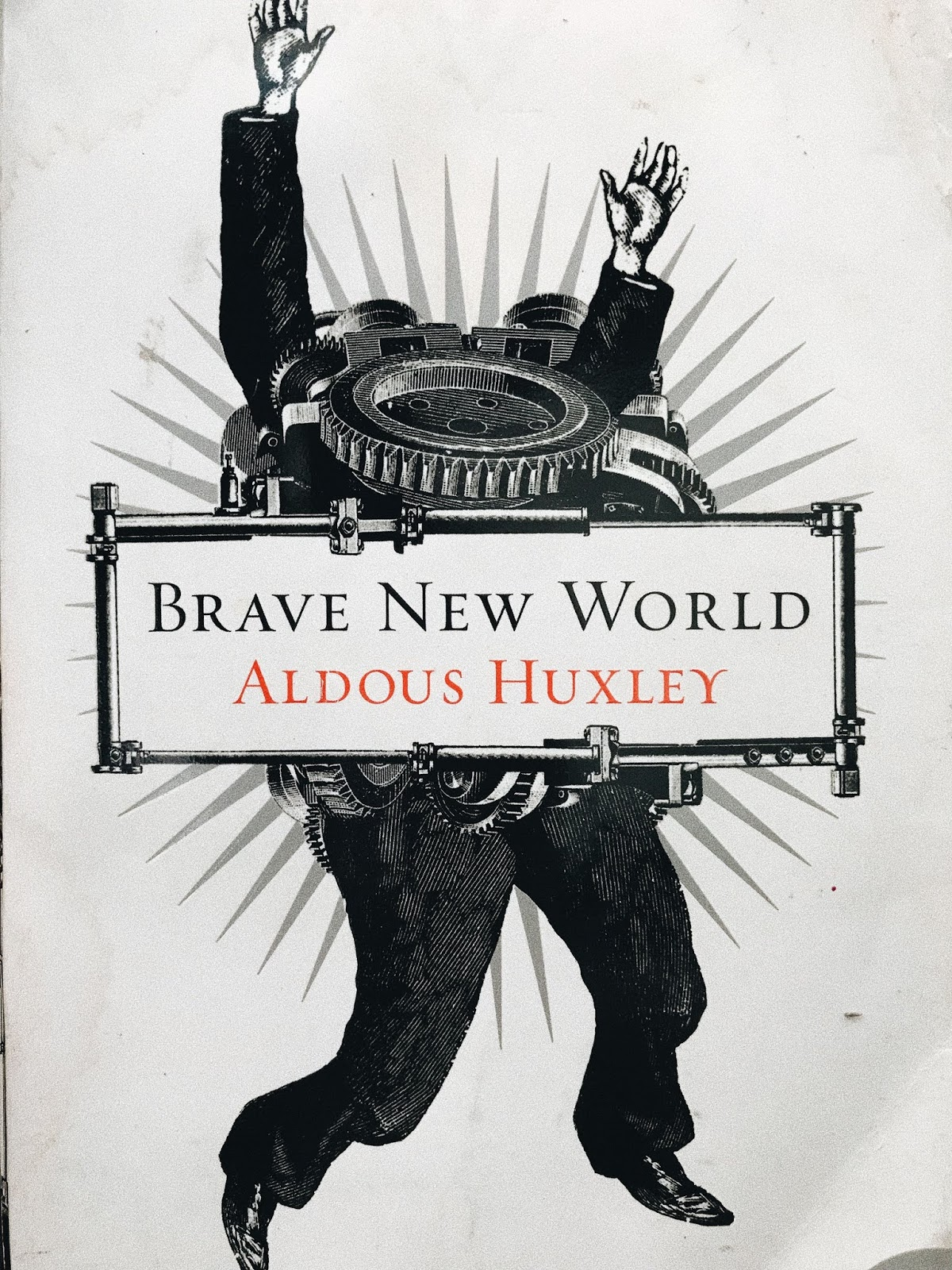the representation of utopia in brave new world by aldous huxley First published in 1932, brave new world presents an accurate prediction of many trends and advancements that were to come huxley's satirical representation of a future utopia illustrates a totalitarian regime in which the government conditions people be content.