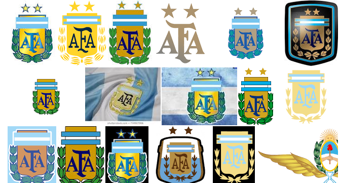 argentina football association logo