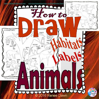 https://www.teacherspayteachers.com/Product/How-to-Draw-Animals-2417731
