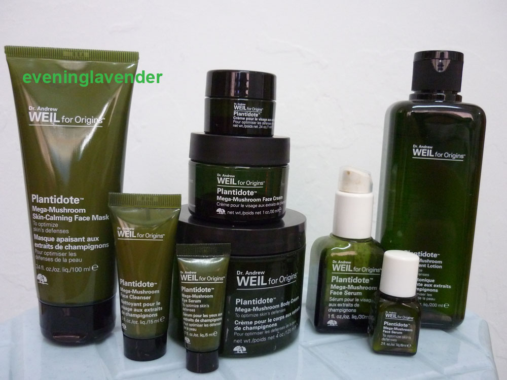 Andrew weil facial products for men