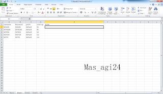 Impor Masal User Hotspot Mikrotik dari Data Excel