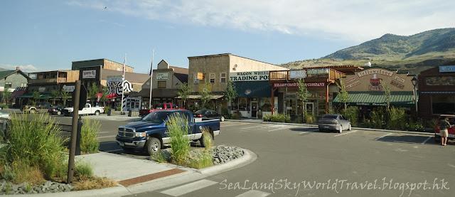 Gardiner, 黃石國家公園, yellowstone national park